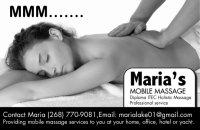 Maria's Mobile Massage