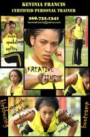 KEVINIA FRANCIS CERTIFIED PERSONAL TRAINER