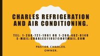 Charles Refrigeration and Air Conditioning.
