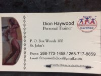 Dion Haywood