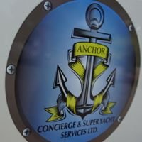 Anchor Concierge and Super Yacht Services.