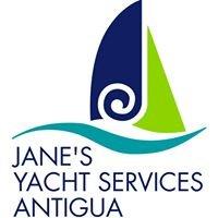 Jane's Yacht Services Antigua