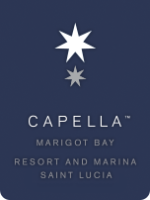 Capella Resort Marigot Bay.