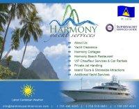Harmony Yacht Services.