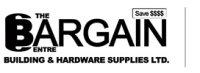 Bargain Centre Building and Hardware Supplies Ltd