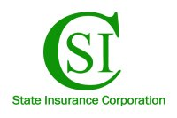 State Insurance Corporation.