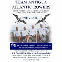 Team Antigua - Atlantic Rowers.